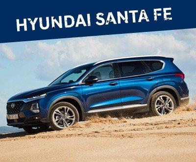 Hyundai Santa Fe 7 Seater SUV Comparison image