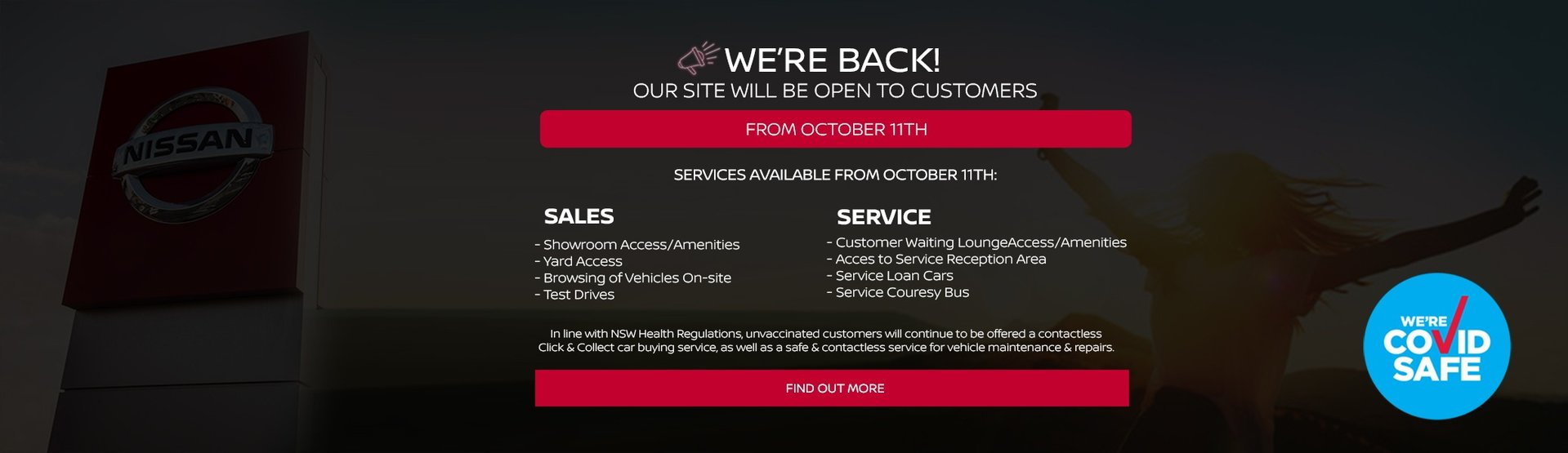 Pennant Hills Nissan | Offers