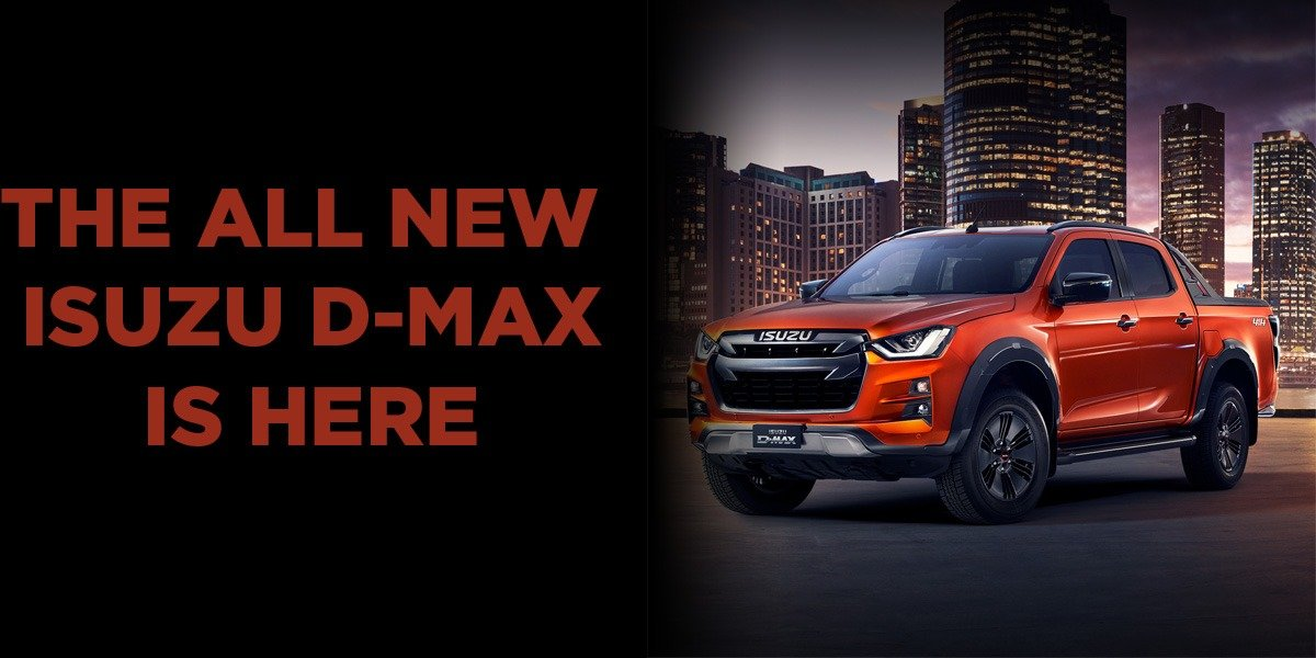 blog large image - The All-New D-MAX