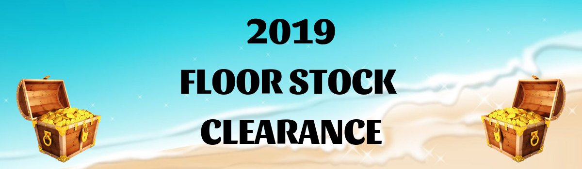 January Floor Stock Clearance Large Image