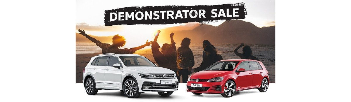 Volkswagen Demonstrator Sale | January 2020 Large Image