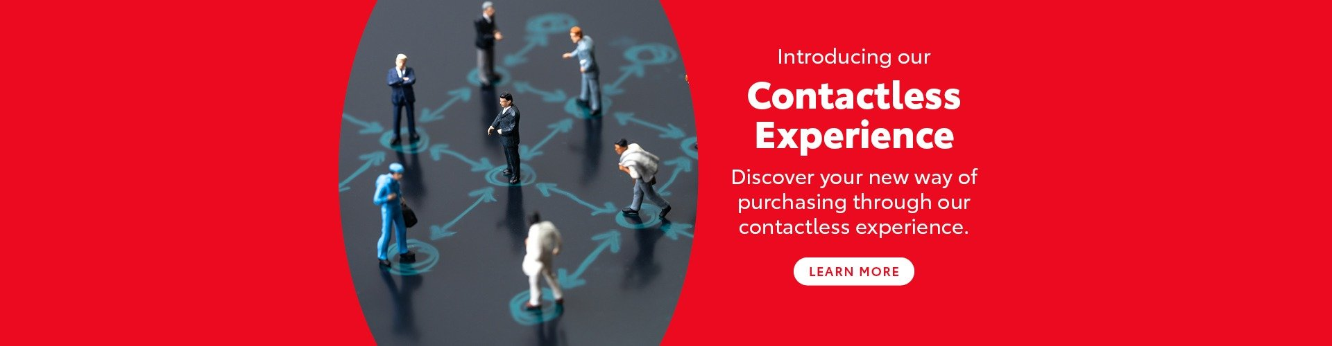 Contacless Experience - Croydon Toyota
