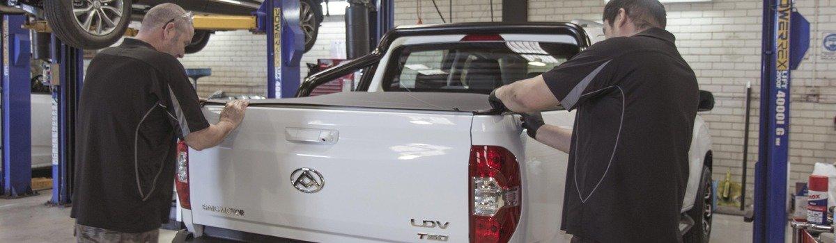 LDV-Vehicle-Service