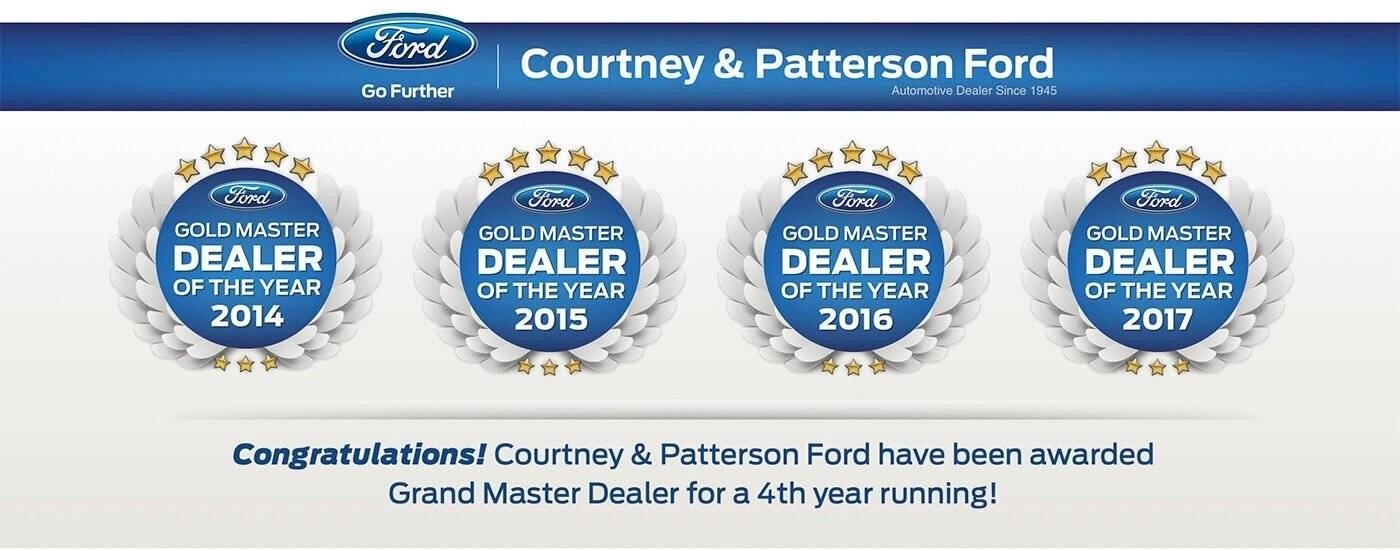 Courtney & Patterson Ford Award