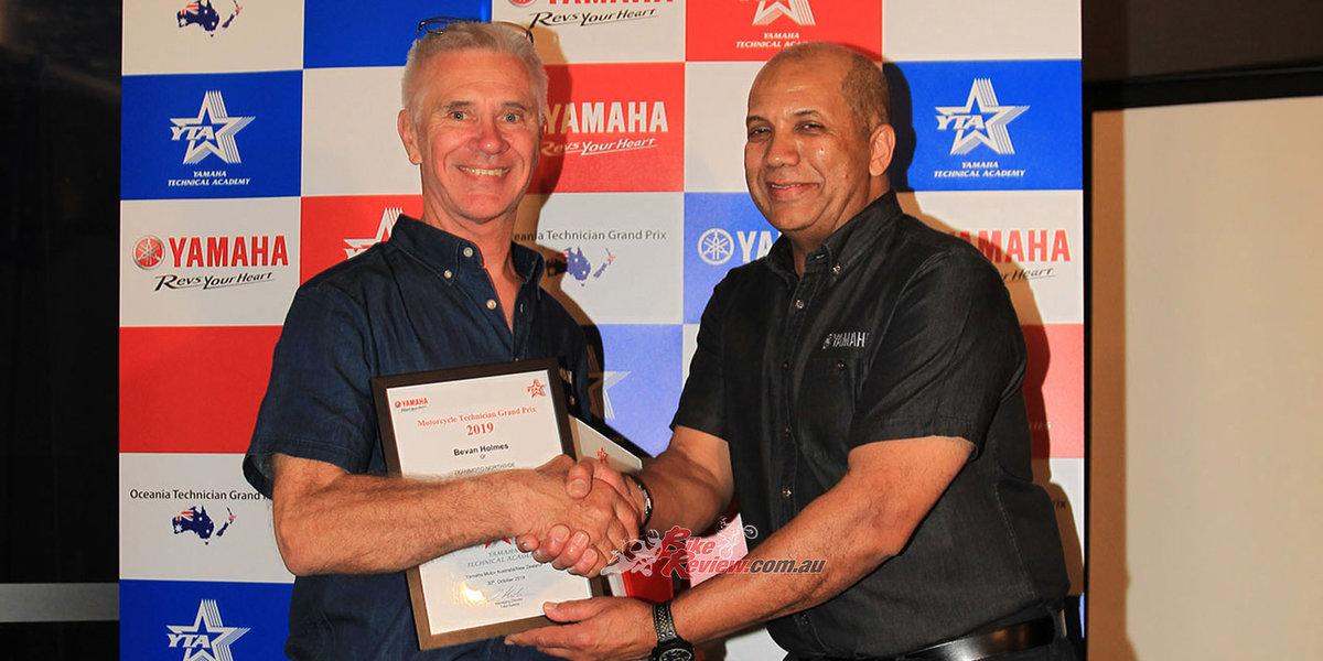 blog large image - Oceania Technician GP: Congratulations Bevan!