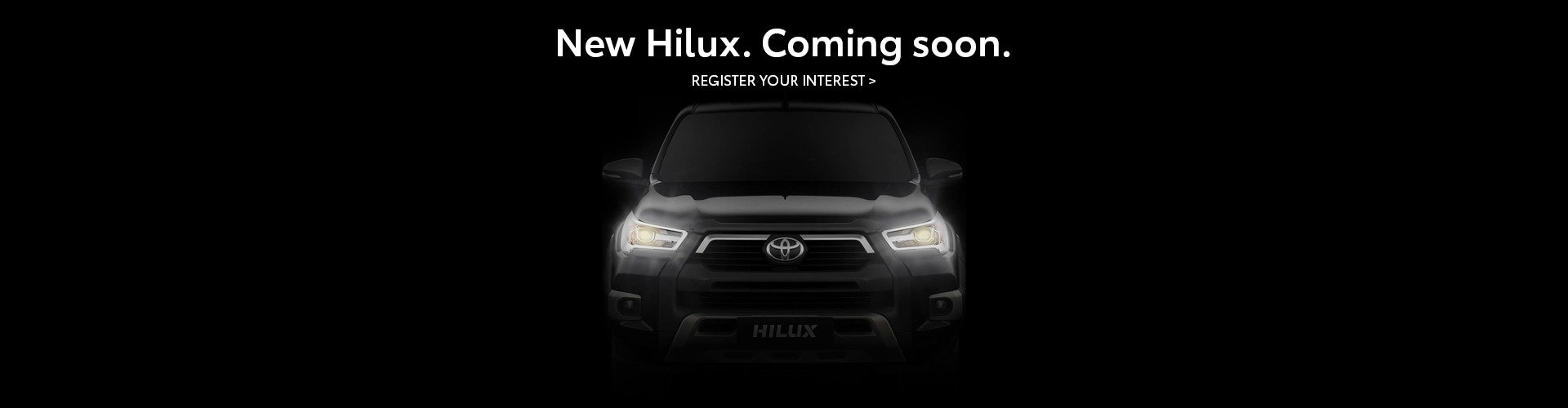 All-New HiLux