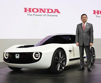 Honda TOKYO, Japan, October 25, 2017 image