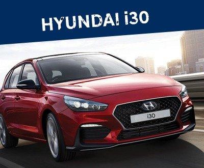 Hyundai i30 Hatch Sedan Comparison image