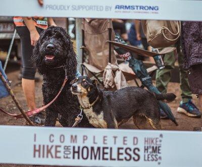 Hike for Homeless  image