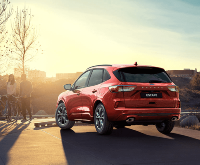Why the All-New Ford Escape is best suited for your Family image
