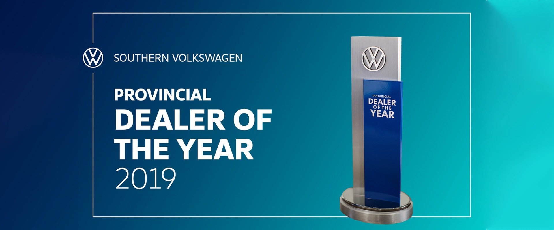 Southern VW - Dealer of the Year