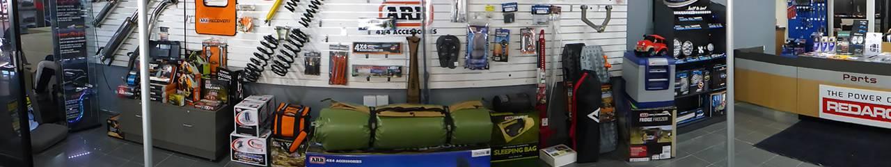 Lancaster Motor Group Parts & Accessories