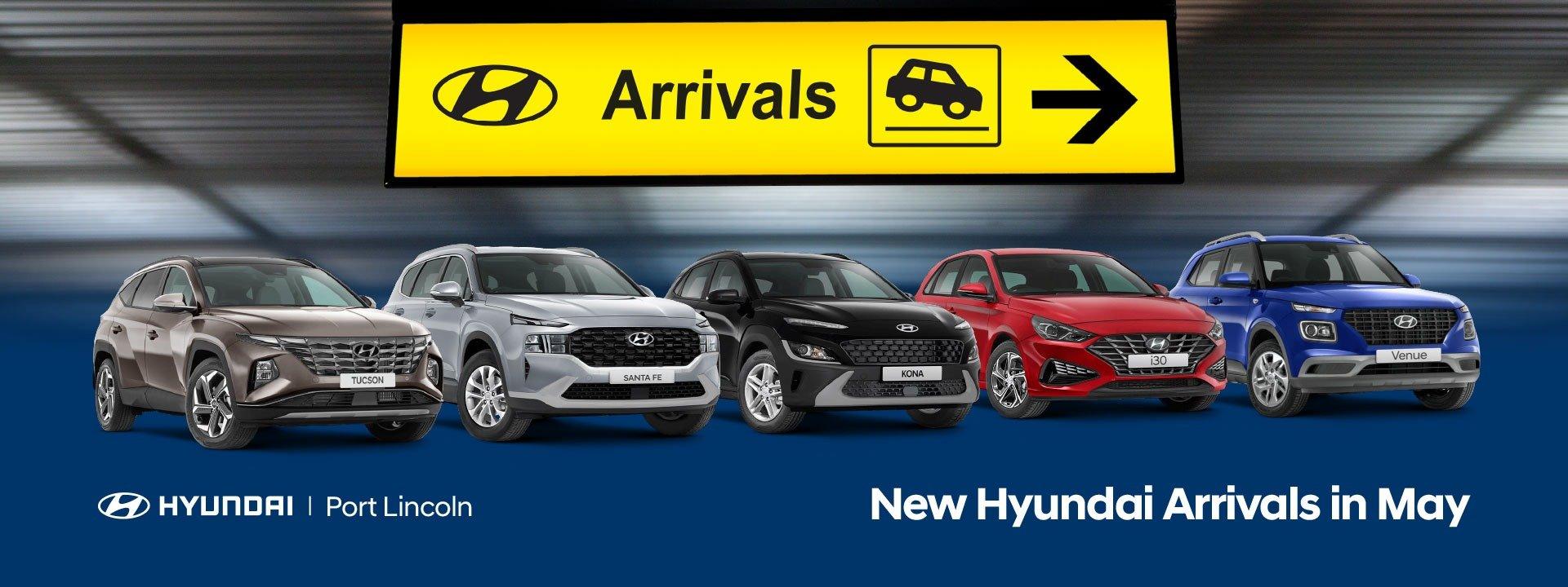 Port Lincoln Hyundai | New Arrivals