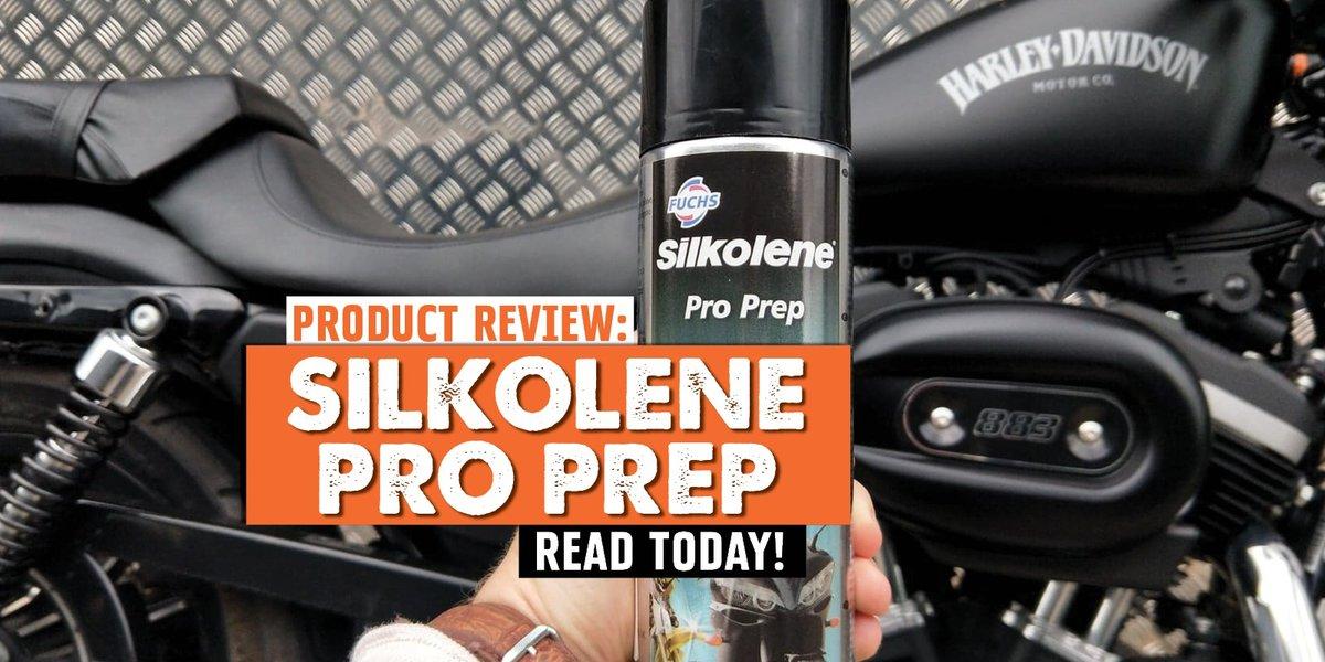blog large image - Product Review: Silkolene Pro Prep