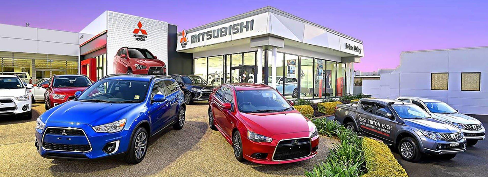 Mitsubishi dealer Port Macquarie NSW - John Oxley Mitsubishi