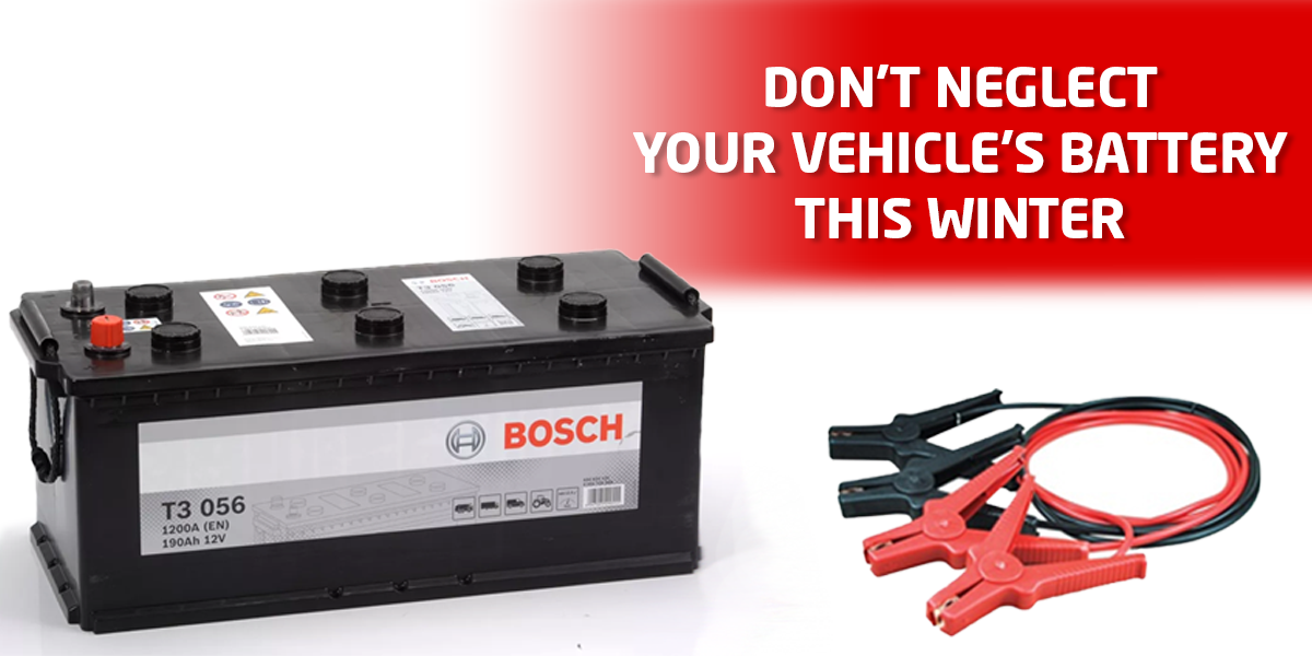 blog large image - With winter coming don't neglect your vehicle's battery...