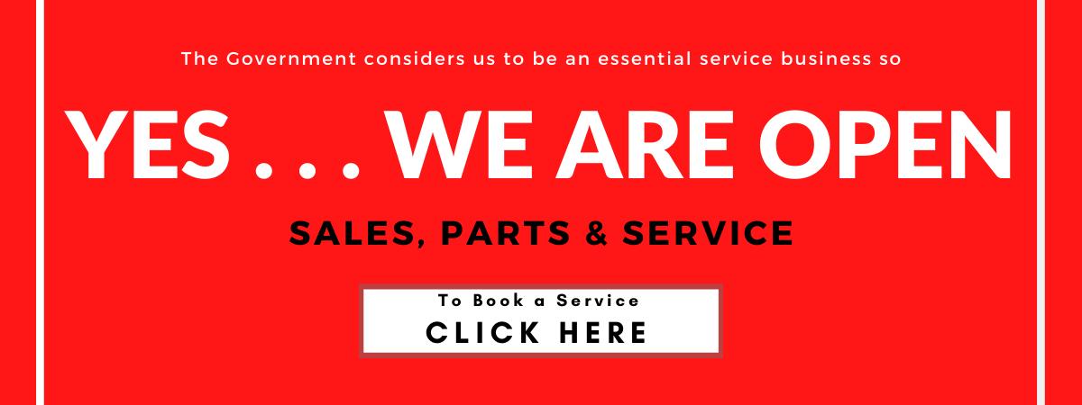 Heritage Motors - We Are Open