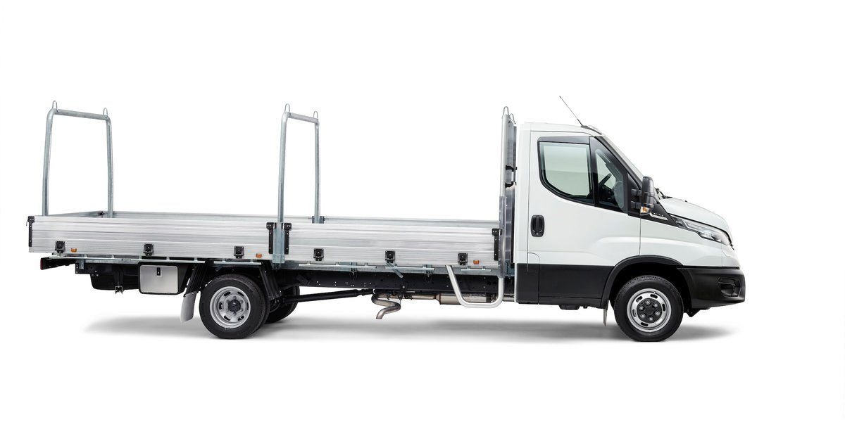 blog large image - IVECO Daily 'Tradie-Made' returns with extra tray option and added value