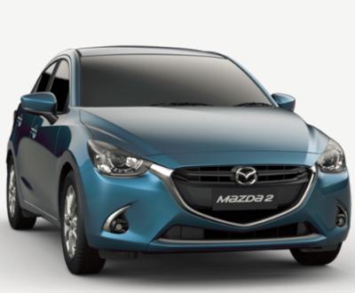 Mazda 2 sedan image