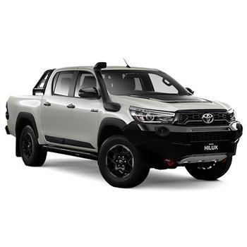2018 Toyota HiLux Rugged X 4x4 Small Image
