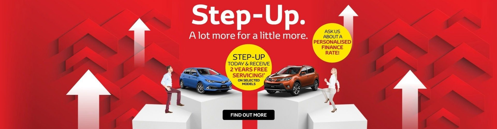 Step-Up Sale