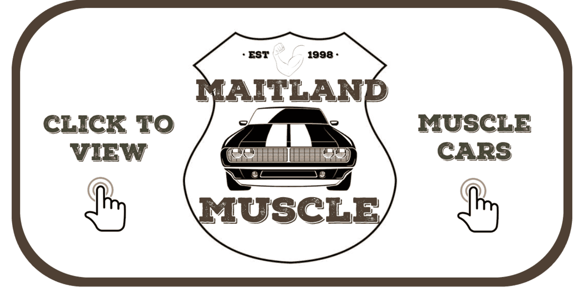 blog large image - Heritage Motors is the home of Maitland Muscle Cars!