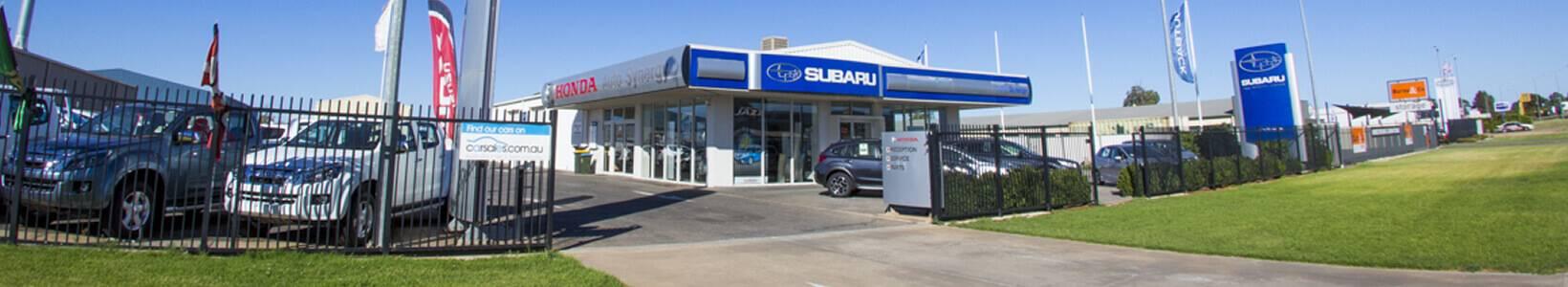 Autosynergy Subaru