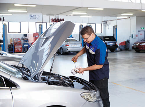 Book a Service online today at Subaru Geelong!