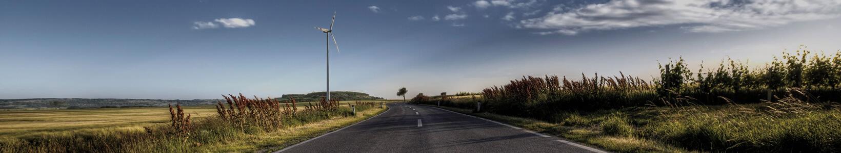 Subaru landscape