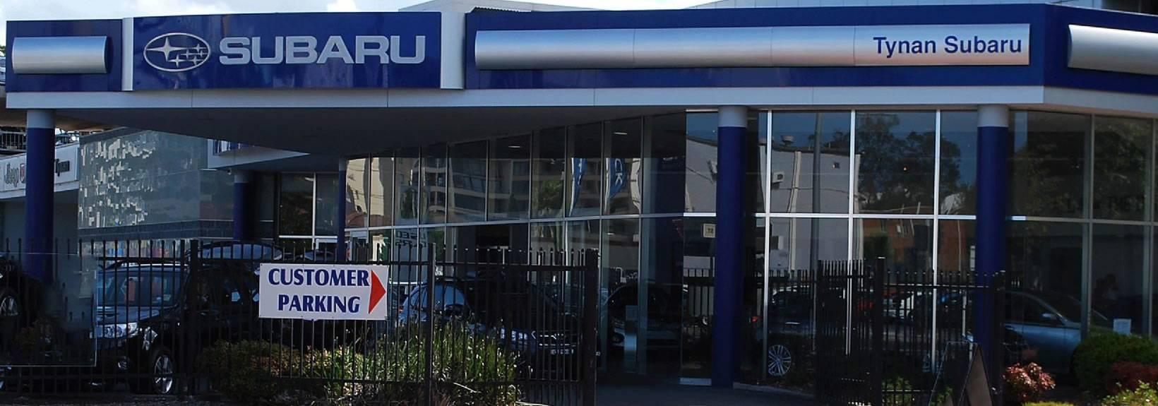 Tynan Subaru Wollongong