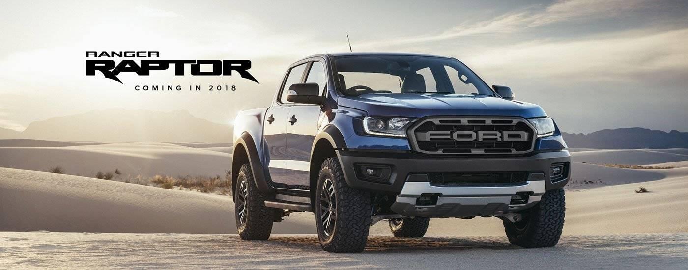 Ford Ranger Raptor Perth