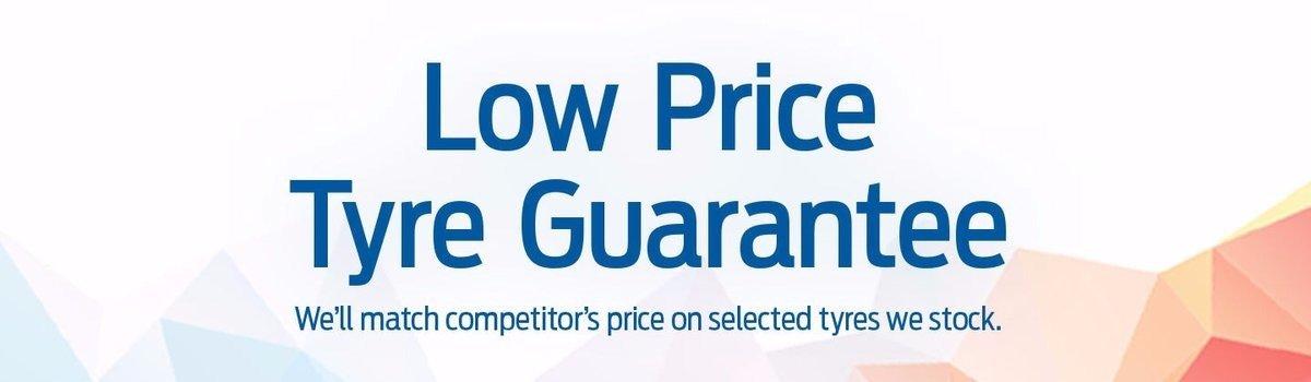 Low Price Tyre Guarantee Large Image
