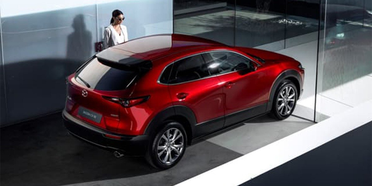 blog large image - Mazda CX-30 unveiled