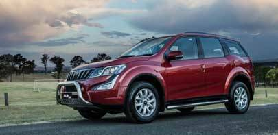 All New XUV500 has arrived