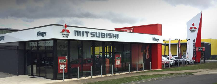 Kings Cars Mitsubishi Geelong
