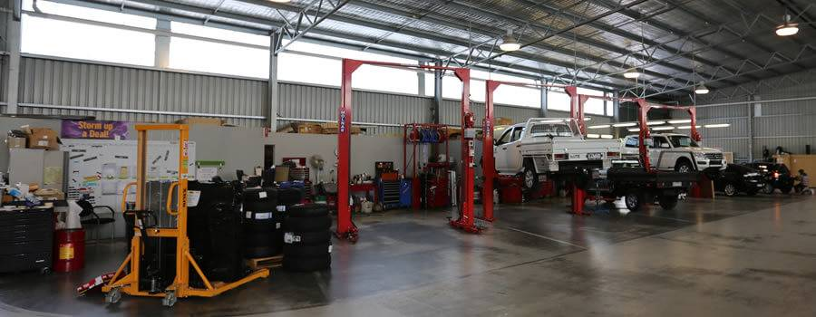 Kings Cars Mitsubishi Service