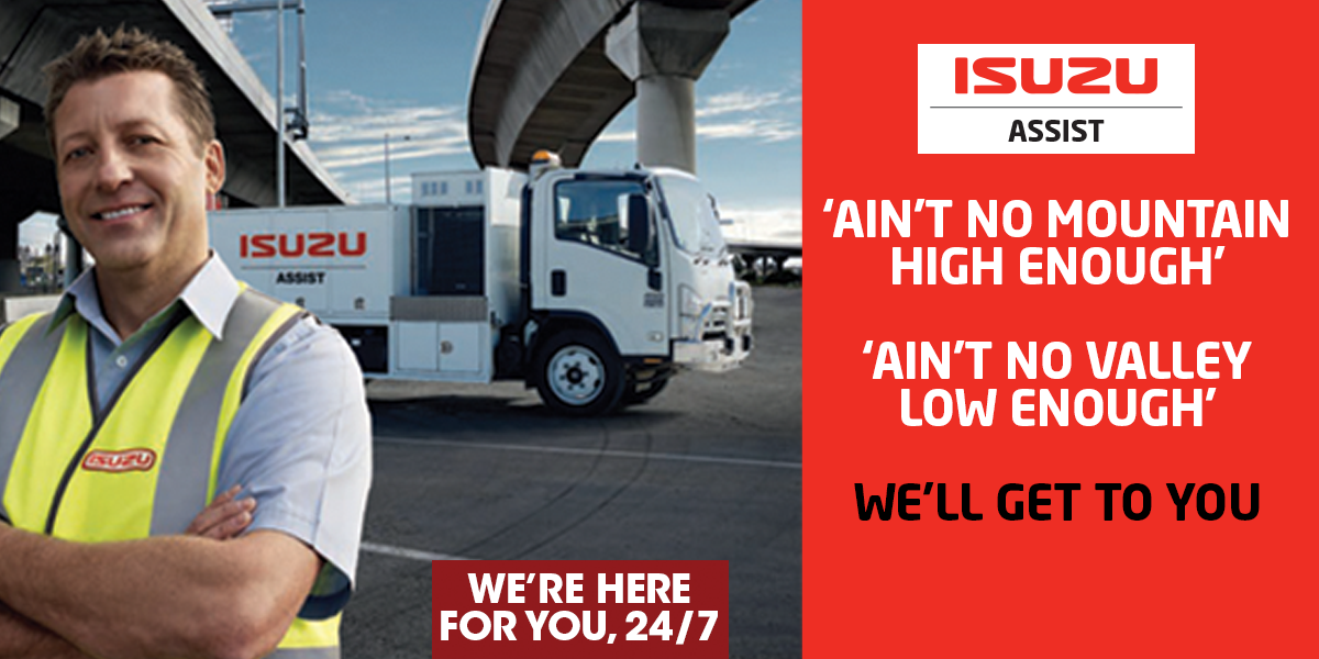 blog large image - Isuzu Priority Service Agreements and Isuzu Assist