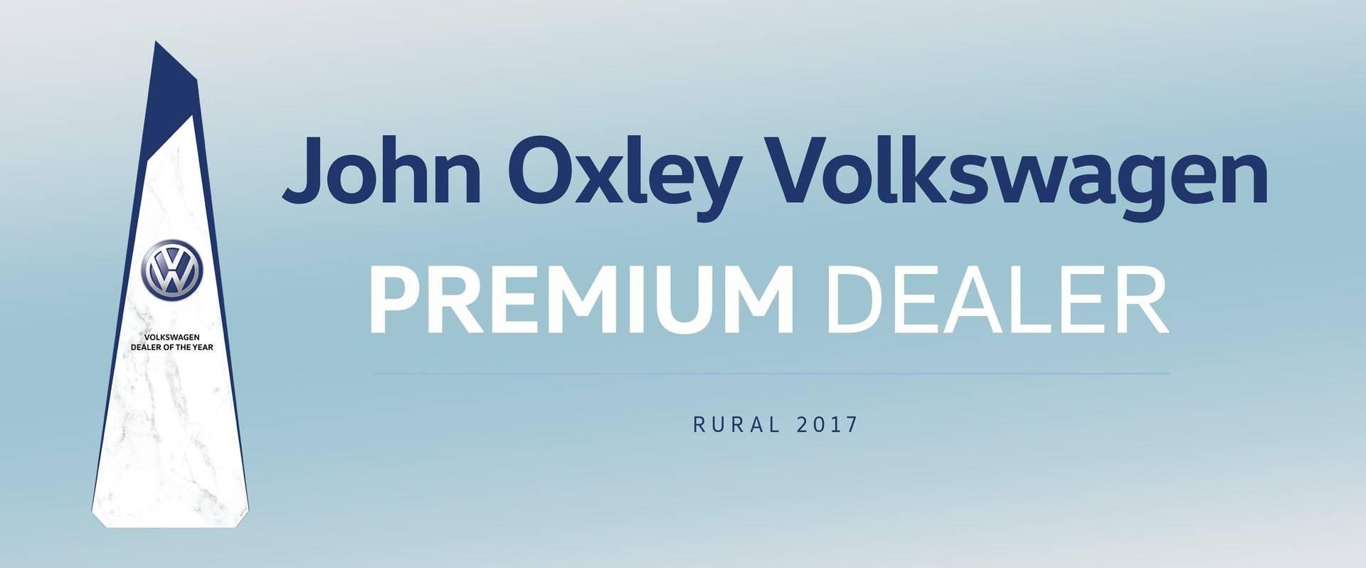 John Oxley VW
