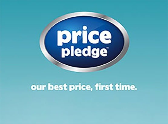 Price Pledge