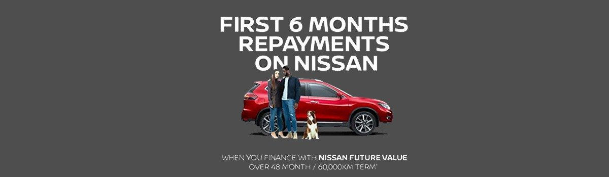 Nissan 5% Comparison Rate Offer Large Image