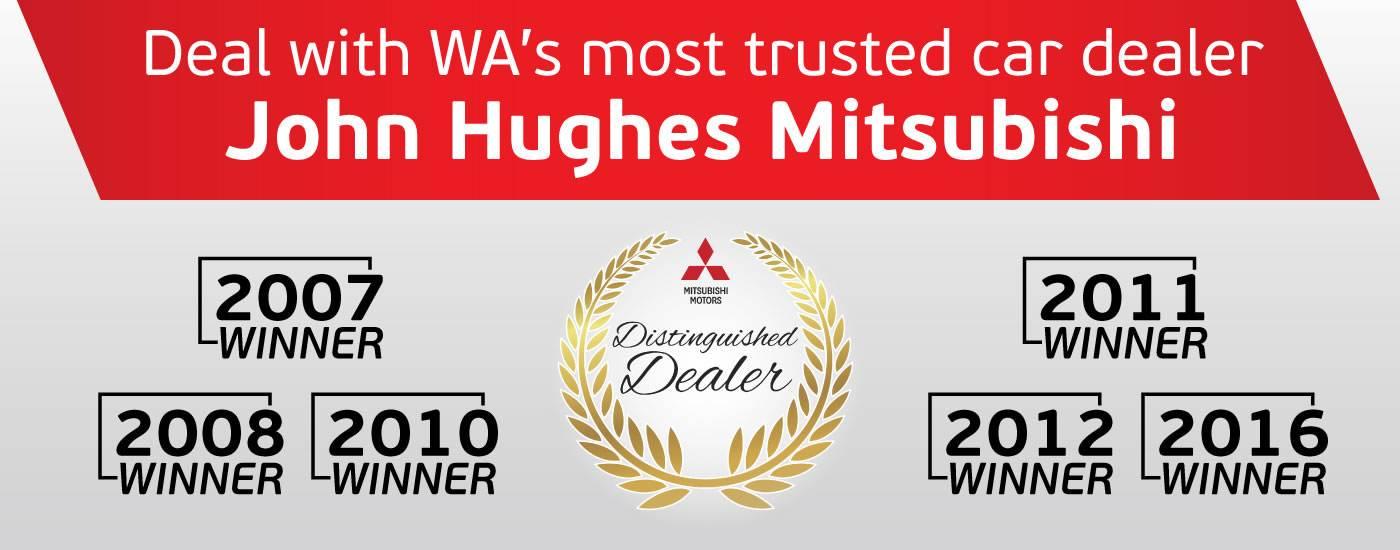 John Hughes Mitsubishi Awards
