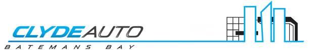Clyde Auto Logo