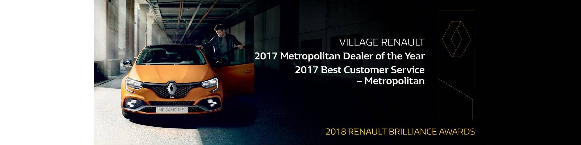 Village-Renault-Metro-Dealer-of-the-year-2017