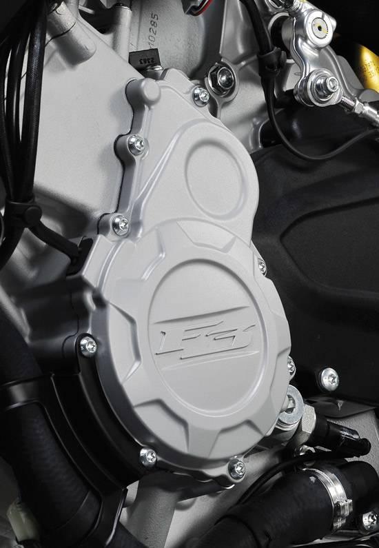 Brutale 800 Dragster - Engine