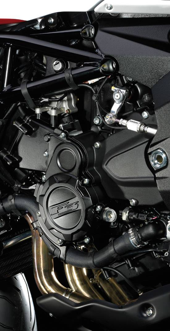 Brutale 800 Dragster RR - Engine