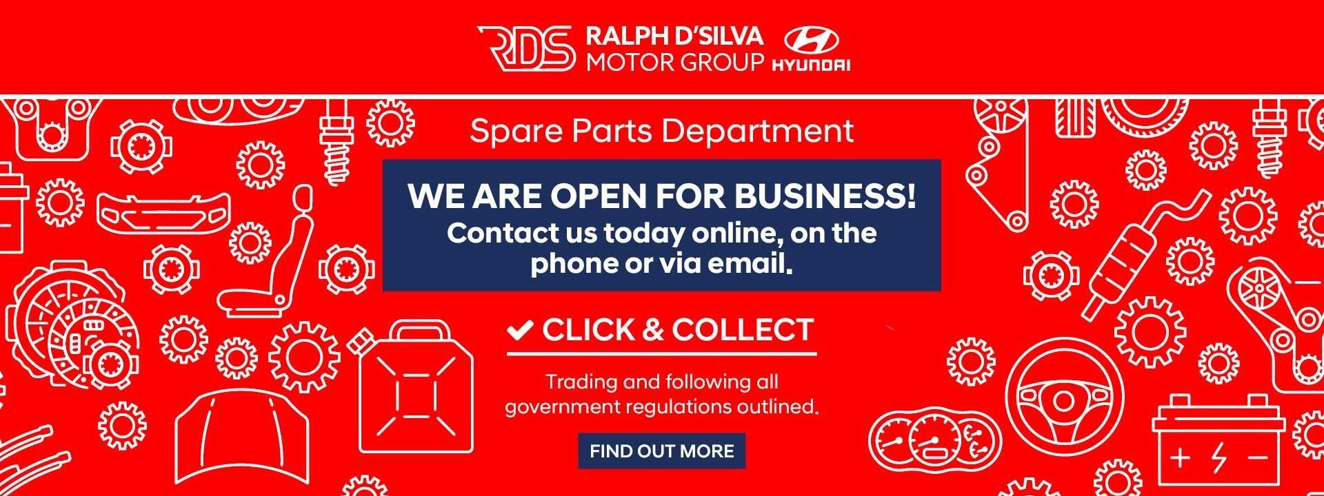 RDS Hyundai Parts