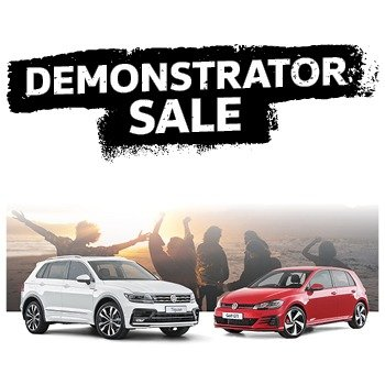 Volkswagen Demonstrator Sale | January 2020 Small Image