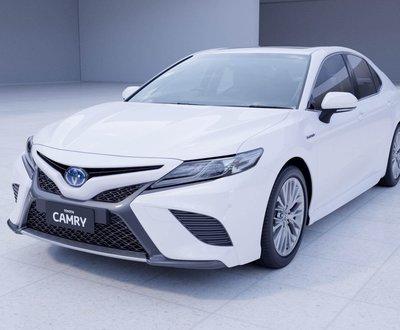 Toyota-Camry-Hyrbid image