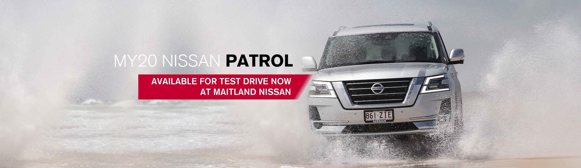 Nissan intelligent choice used cars maitland