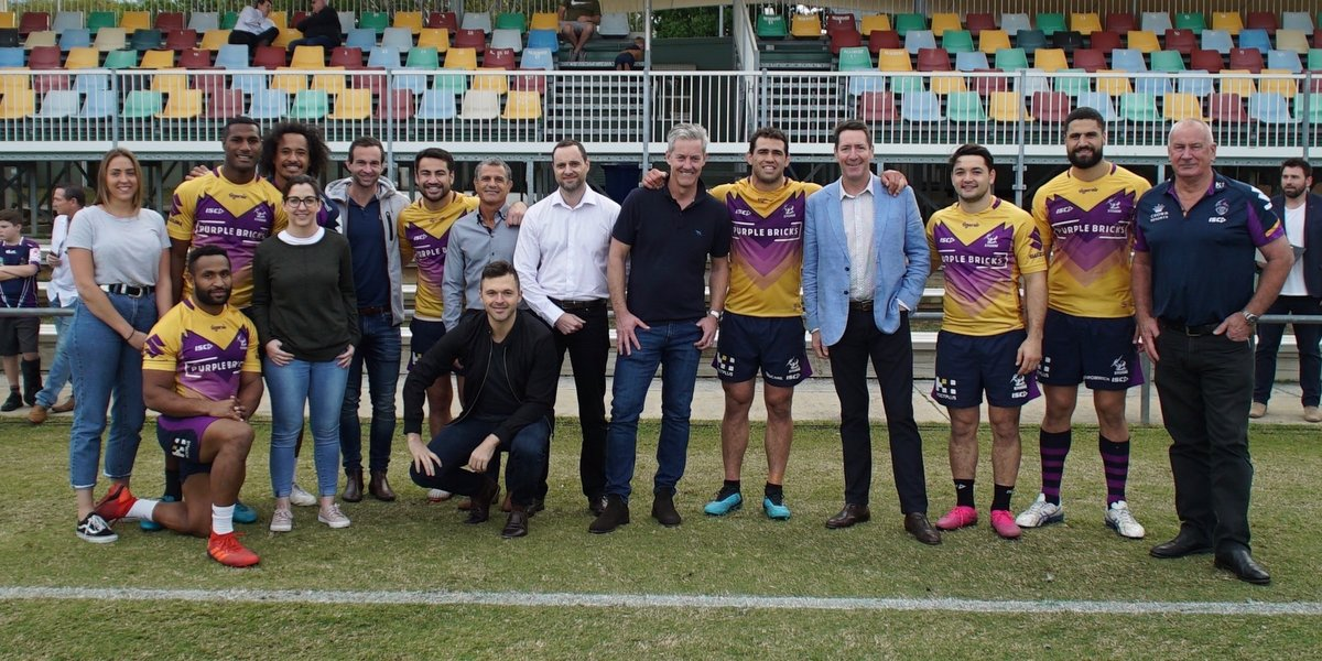 blog large image - Fuso Port Melbourne and Melbourne Storm Sponsors Conference